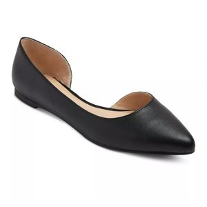 Mossimo Mohana Womens 8 1/2  Black